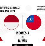 Prediksi Timnas Indonesia vs Taiwan: Skuad Garuda Siap Gempur Gaya Bermain Bertahan Lawan