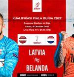 Prediksi Latvia vs Belanda: De Oranje Kantongi Rekor Positif atas 11 Serigala