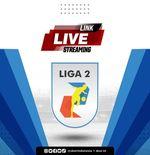 Prediksi dan Link Live Streaming Grup C Liga 2 2021: PSIM vs Persijap, Hizbul Wathan vs PSG Pati