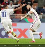 Hasil Spanyol vs Prancis: Comeback, Les Bleus Juara UEFA Nations League 2021