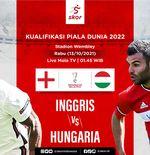 Prediksi Inggris vs Hungaria: Three Lions Unggul Segalanya