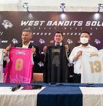 Gading Marten Gabung West Bandits, Keterlibatan Artis di IBL Makin Terasa
