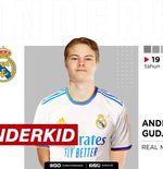 WONDERKID: Andri Gudjohnsen, Anak Eks Barcelona yang Jadi Alternatif Real Madrid untuk Haaland