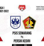 Hasil PSIS Semarang vs Persik Kediri: Debut Manis Ian Andrew Gillan, Mahesa Jenar Kalahkan Macan Putih