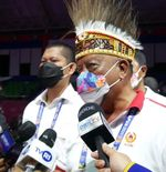Tanpa Kericuhan, Ketum KONI Sebut Karate Sukses di PON XX Papua 2021