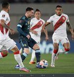 Hasil Argentina vs Peru: Gol Tunggal Lautaro Martinez Pastikan Kemenangan Albiceleste