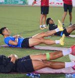 Shin Tae-yong Tingkatkan Intensitas Latihan Timnas U-23 Indonesia