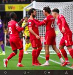 Hasil Watford vs Liverpool: Roberto Firmino Hat-trick, The Reds Menang 5-0