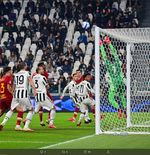 Hasil Juventus vs AS Roma: Gol Tak Sengaja Moise Kean Menangkan Bianconeri