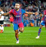 Hasil Barcelona vs Valencia: Debut Sergio Aguero Warnai Kemenangan Blaugrana