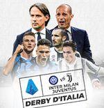 LIVE Update Inter Milan vs Juventus di Liga Italia