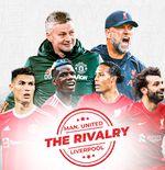 Best Starting XI Gabungan Manchester United dan Liverpool di Era Liga Inggris