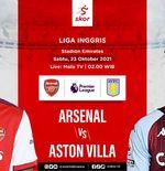 Prediksi Arsenal vs Aston Villa: Laju Tak Terkalahkan The Gunners Terancam