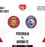 Hasil Persiraja vs Arema FC: Singo Edan Lanjutkan Tren Positif