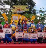 Sama Kuat, Jawa Barat dan Banten Jadi Juara Umum Bersama Potradnas 2021