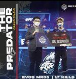 EVOS Mr.05 Sabet Gelar Predator pada FFIM 2021 Fall