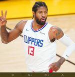 Hasil NBA 2021-2022: Paul George Menggila, Tapi LA Clippers Tetap Kalah