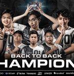 Kalahkan ONIC PH, Blacklist International Kembali Raih Gelar Juara MPL Filipina Season 8