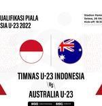 Timnas U-23 Indonesia vs Australia U-23: Prediksi dan Link Live Streaming