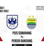 PSIS Semarang vs Persib Bandung: Prediksi dan Link Live Streaming