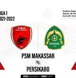 PSM Makassar vs Persikabo: Prediksi dan Link Live Streaming