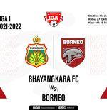 Hasil Bhayangkara FC vs Borneo FC: The Guardian Menang dan Kembali ke Puncak