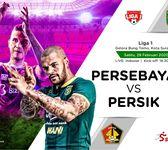 Prediksi Pertandingan Liga 1 2020: Persebaya vs Persik