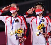 Greysia Polii dan Apriyani Rahayu, Ganda Peraih Emas Olimpiade dengan Selisih Umur Terjauh