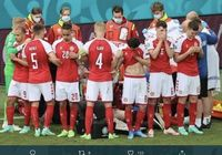Laga Lawan Finlandia Dilanjut usai Ada Insiden Christian Eriksen, Denmark Kecam UEFA
