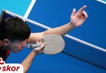 6 Rekomendasi Peralatan Tenis Meja ala Juara Dunia, Coba Perlengkapan dari Donic