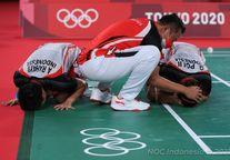 Greysia Polii/Apriyani Rahayu Menang, Indonesia Sudah Dapat Emas Bulu Tangkis Olimpiade di Semua Sektor