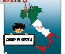 Skortun, derby di Serie A.