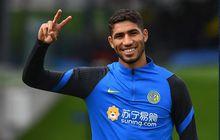 Achraf Hakimi Ungkap Kecintaannya terhadap Inter Milan