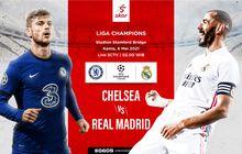 Prediksi Chelsea vs Real Madrid: Partai Hidup Mati Menuju Final