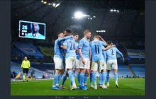 Manchester City Jadi Tim Inggris ke-9 yang Melaju ke Final Liga Champions