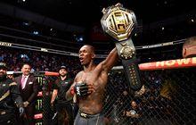 UFC 263: Reaksi Tengil Israel Adesanya usai Dibikin ``Gemas`` oleh Strategi Lawan