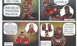 Skortun, lima petinju yang pernah menaklukkan Mike Tyson.