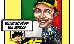 Skortun, Valentino Rossi dan kariernya dalam MotoGP.