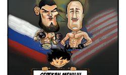 Skortun, menuju UFC 254.