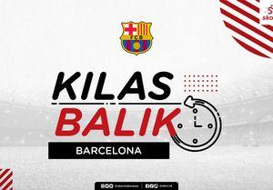 Kilas Balik Barcelona 1996-1997: Ronaldo Fenomenal, El Barca Raih 3 Trofi