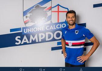 Bursa Transfer: Antonio Candreva Resmi Tinggalkan Inter Milan Menuju Sampdoria