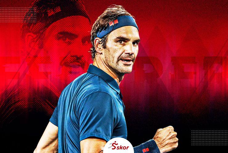 Roger Federer, Status Petenis Legenda dan Riwayat Cedera