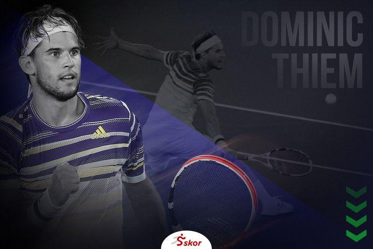 Dominic Thiem Putuskan Mundur dari Olimpiade Tokyo 2020