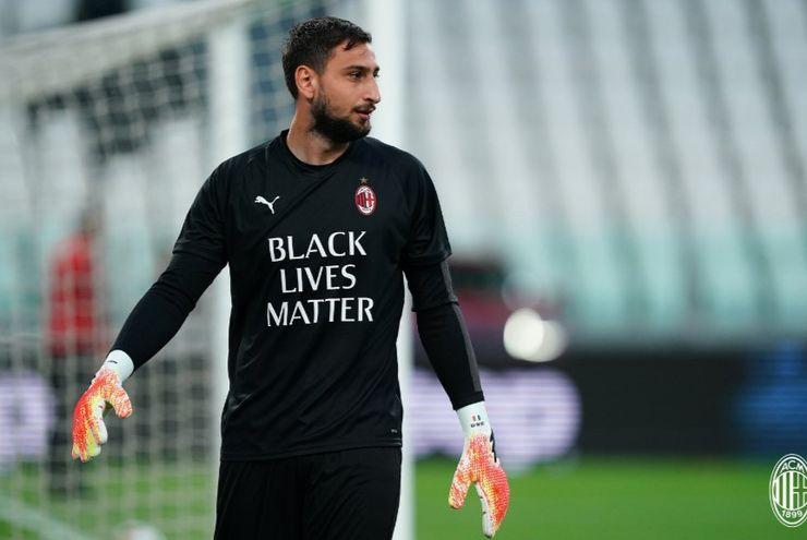 AS Roma Bisa ''Rebut'' Gianluigi Donnarumma dari Tangan PSG