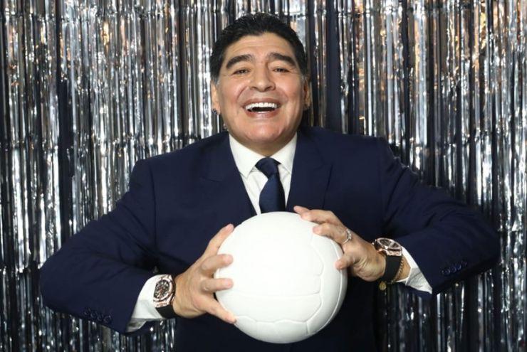 Diego Maradona Ulang Tahun, Ini 7 Hal Menarik dari Sosoknya