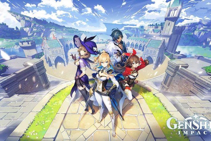Jadi Game Terlaris di Dunia, Genshin Impact Kolaborasi dengan UniPin