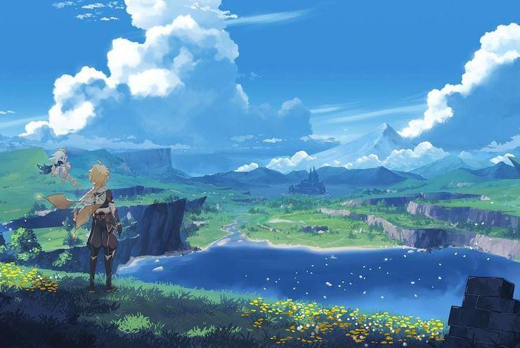 Genshin Impact Kembali Tunda Perilisannya di Nintendo Switch
