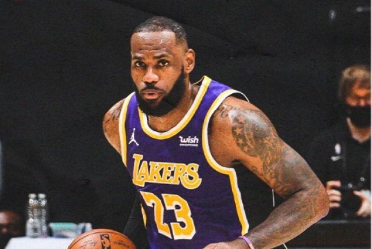 Kartu Basket LeBron James Terjual Rp75 Miliar, Pecahkan Rekor
