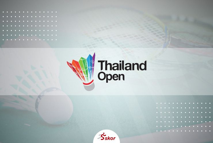 Link Live Streaming Perempat Final Toyota Thailand Open 2021