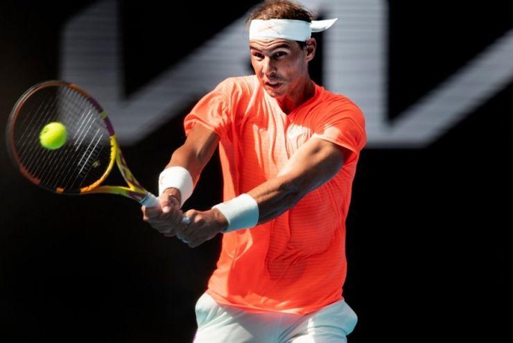 Setelah Novak Djokovic, Giliran Rafael Nadal Ngamuk di Italian Open 2021